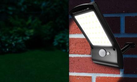 Luci LED con sensori da esterno