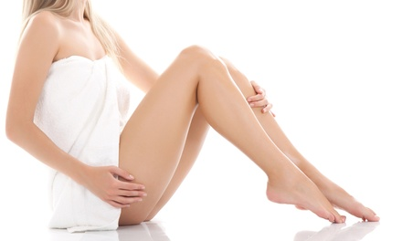 Laser Hair-Removal at Serenity Aesthetics Laser & Advanced Skin Care (Up to 61% Off). Six Options Available.