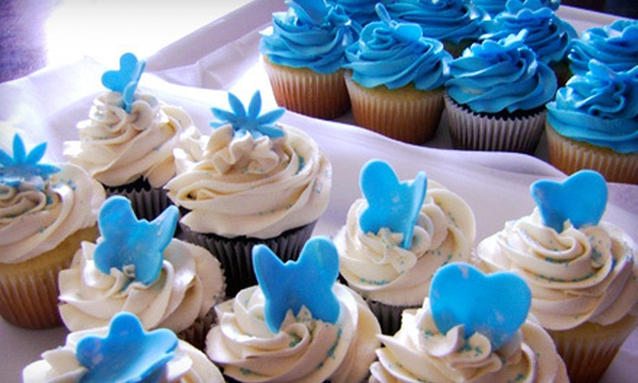 Erin's Sweets 'N' Things - Lower Sackville: $12 for One Dozen Cupcakes at Erin's Sweets 'N' Things ($24 Value)