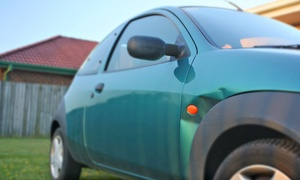 Dents Express: Quarter-Sized Dent Repair or Complete Bumper Repaint at Dents Express (Up to 71% Off)