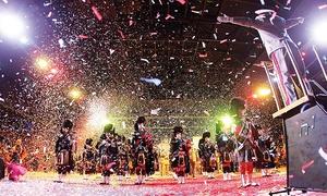 Musikparade: 2 Tickets für Deutschlands größte Musikparade ab Februar 2018 in Köln, Dortmund, Hamburg, Stuttgart (bis zu 30% sparen)