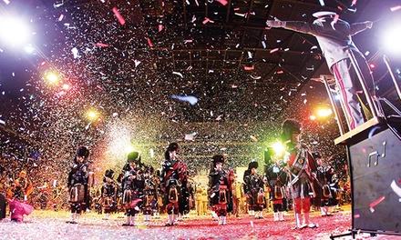 2 Tickets für Deutschlands größte Musikparade im Januar in Dortmund u. Hamburg und im März in Berlin (bis zu 31% sparen)