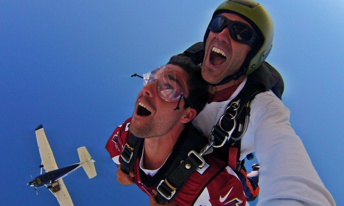 Maryland Skydiving Center - MD: $169 for a Tandem Skydiving Experience with $30 Photo Credit at Maryland Skydiving Center ($339 Value)