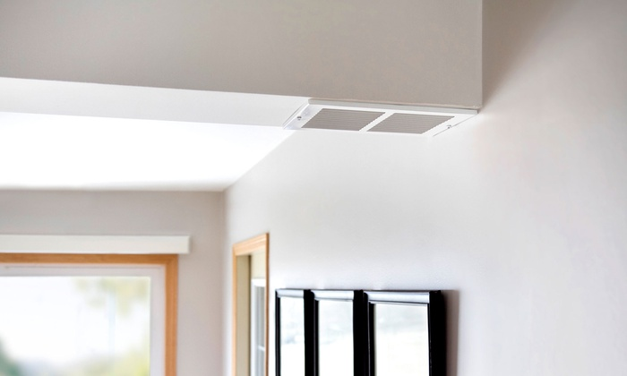 Amsel Cleaning - Washington DC: Air-Duct Cleaning and Furnace Inspection with Optional Dryer-Vent Cleaning from Amsel Cleaning (Up to 85% Off)