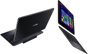 """Asus Transformer Pad 64gb 10.1"""" Tablet With Detachable Keyboard, 2gb Ram, And Built-in Webcam"""