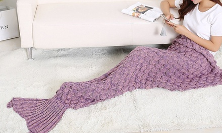 Mermaid Tail Blanket from £14.99