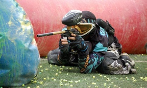 Merrimack Valley Paintball: Paintball Package for 2, 4, 8, or 12 at Merrimack Valley Paintball (Up to 68% Off)