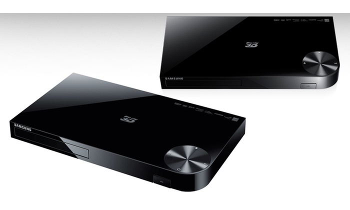 Samsung 3D Blu-ray and DVD Player with Built-In WiFi: Samsung 3D Blu-ray and DVD Player with Built-In WiFi (BDF5900). Free Returns.
