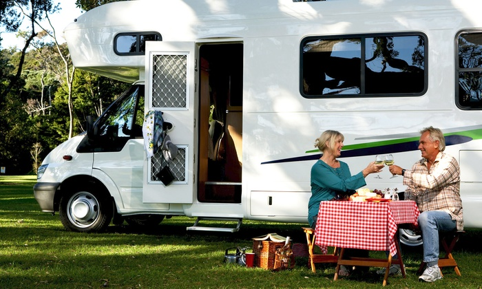 Pine Lake RV Park - Youngstown: One or Two Days and Nights of RV or Tent Camping at Pine Lake RV Park (Up to 52% Off)
