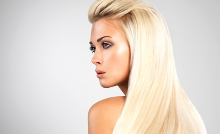 Haircut Packages at Air Salon & Spa (Up to 69% Off). Four Options Available.