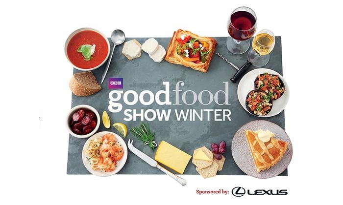 Bbc good food show winter 12 bbc good food show birmingham groupon bbc good food show winter 12 forumfinder Images