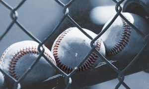 Dingerz Batting & Pitching Centre: CC$30 for Two Batting Cage or Pitching Lane Sessions at Dingerz Batting & Pitching Centre (CC$60 Value)