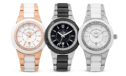 Aquaswiss Swiss-Made Sea Star Women's Watch Collection