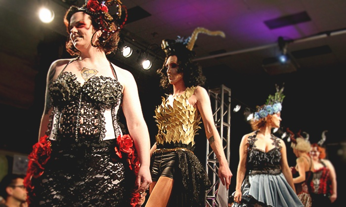 Vancouver Alternative Arts & Fashion Week - Chinese Cultural Centre of Greater Vancouver: Vancouver Alternative Arts & Fashion Week — VIP and One-Day Admission Available at 7 p.m. on November 20–22