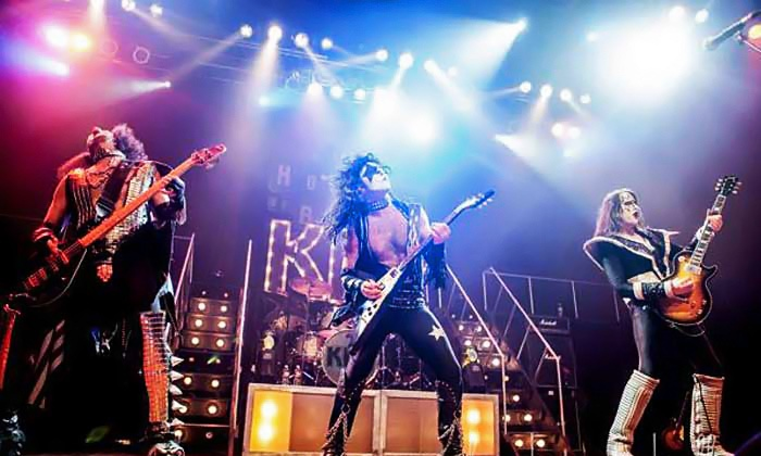 Destroyer: The Ultimate Tribute to KISS - The Historic Bal Theatre: Destroyer: The Ultimate Tribute to Kiss at Historic Bal Theatre on Saturday, June 13 (Up to 46% Off)