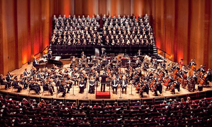 "Houston Symphony - Jones Hall: Houston Symphony's ""Carmina Burana"" Concert with Optional Donation on May 18 (Up to 51% Off). Four Options Available."