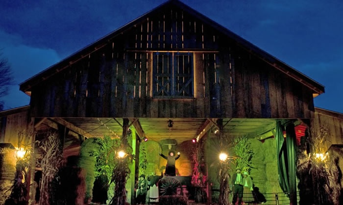 Charmingfare Farm - Charmingfare Farm: $13 for One Ticket to Harvest of Haunts at Charmingfare Farm ($25 Value)