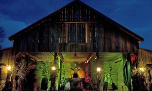 Charmingfare Farm: $13 for One Ticket to Harvest of Haunts at Charmingfare Farm ($25 Value)