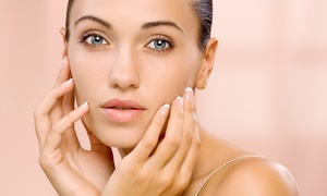 Release: One or Two Noninvasive Cold-Laser Face-Lifts at Release (54% Off)