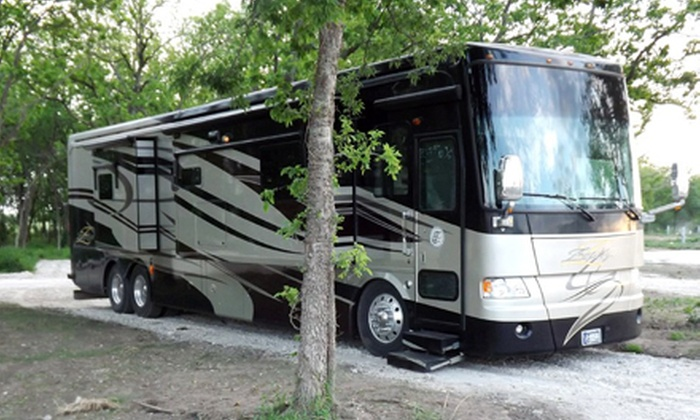 Tulsa RV Ranch - Beggs: $224 for One Month's Rent at Tulsa RV Ranch ($450 Value)