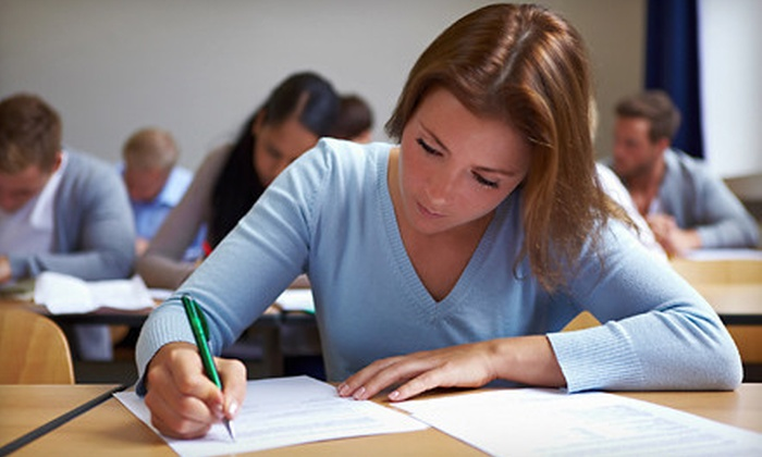 Allen Prep - SAT, ACT Test Prep: $25 for a Lifetime SAT, ACT, PSAT, GRE or GMAT Prep Package from Allen Prep ($149 Value)
