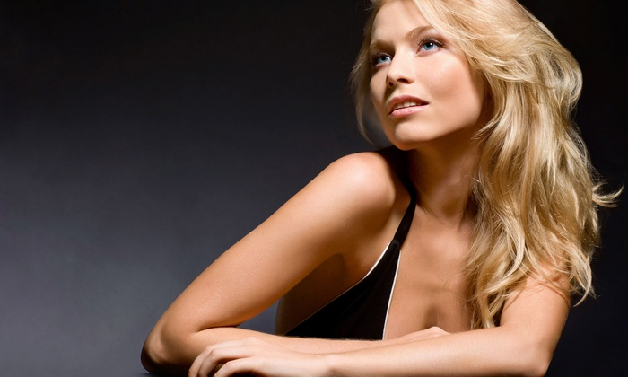 Tori at Texture Hair Salon - Thousand Oaks: Haircut Package with Style and Optional Conditioning Treatment or Color from Tori at Texture Hair Salon (Up to 73% Off)
