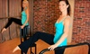 En Pointe Dance & Fitness - Burn at the Barre class at En Pointe Dance & Fitness: 5 or 10 Barre Fitness Classes at En Pointe Dance & Fitness (Up to 78% Off)
