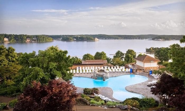 The Lodge of Four Seasons - Jasper: Two-Night Stay for Two at The Lodge of Four Seasons in Lake of the Ozarks, MO