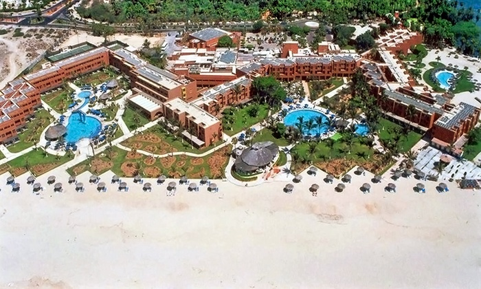 Holiday Inn Resort Los Cabos Stay With Airfare From