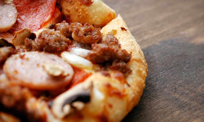 Fox's Pizza Den - Wrightstown: $15 for $30 Worth of Pizza, Strombolis, and Hoagies at Fox's Pizza Den