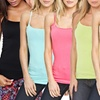 8-Pack of Seamless Camisoles