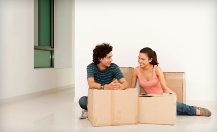 2 Hours of 2-Man Moving Services ($150 value) - Global Moving in