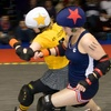 Up to 59% Off KC Roller Warrior Tickets for Two