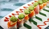 Naan Sushi - Uptown: $25 for $50 Worth of Japanese Cuisine at Naan Sushi Japanese Restaurant