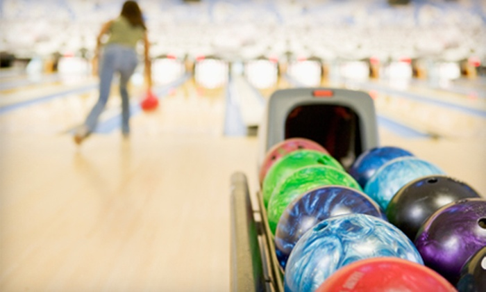 Terrible's Town Casino & Bowling Center - Calico Ridge: $15 for Bowling and Drinks for Two at Terrible's Town Casino & Bowling Center in Henderson (Up to $34 Value)