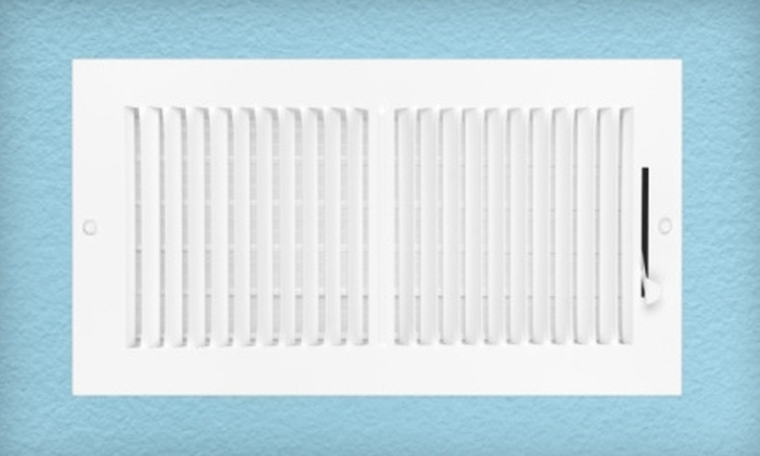 Residential Duct Cleaning - Arvada: $40 for $109 Toward Air-Duct Cleaning Services from Residential Duct Cleaning