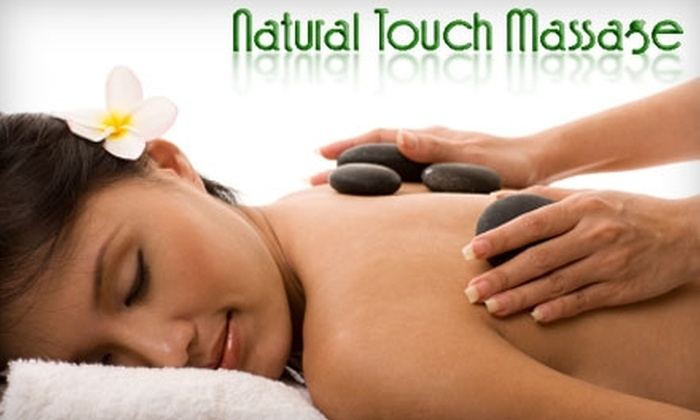 Natural Touch Massage - Plattsmouth: $25 for a 60-Minute Signature Massage at Natural Touch Massage