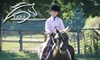 The Ajax Riding Academy - Ajax: $25 for One-Hour Group Lesson ($51 Value) or $28 for Half-Hour Private Lesson ($56.50 Value) at The Ajax Riding Academy in Ajax