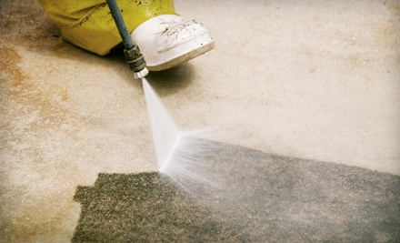 Exterior Pressure Washing for a House Up to 2,000 Sq. Ft. - Aall Bright Window Cleaning in