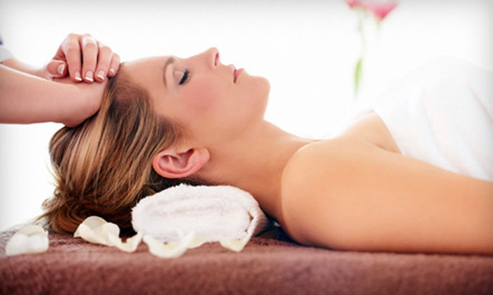 Open Hands Massage Care - Richmond: $139 for an All-Day Spa Retreat for Two at Open Hands Massage Care ($318 Value)