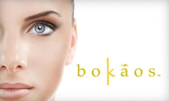 Bokaos - Multiple Locations: Spa and Salon Treatments at Bokaos in Pasadena. Choose Between Two Options.