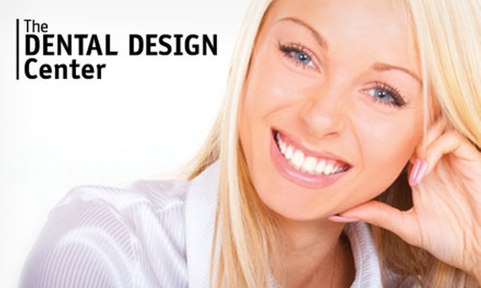 The Dental Design Center - Greenburgh: $179 for Teeth Whitening at The Dental Design Center ($1,200 Value)