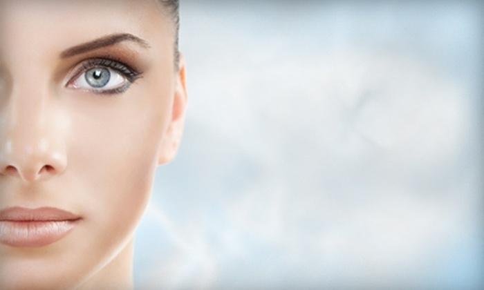 Morgan Perris Salon - Westmont: Facial Microdermabrasion or Waxing Services at Morgan Perris Salon in Westmont