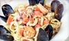 67% Off Italian Fare & Two Drinks in Howard Beach