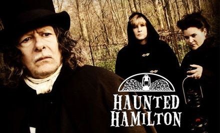 Haunted Hamilton Ghost Walk: The Ghost Town at Twilight Tour on 10/23 - Haunted Hamilton Ghost Walk in Hamilton