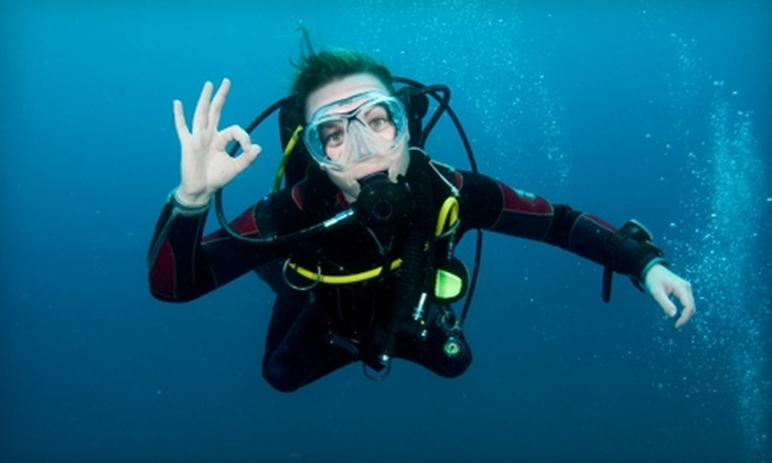 Scuba Ted's - Multiple Locations: $10 for One Discover Scuba Class at Scuba Ted's ($25 Value)
