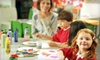 Unpluggits Playstudio - Edmond: $10 for Four Paint-and-Play Visits at Unpluggits Playstudio in Edmond ($28 Value)