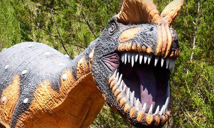 Dinosaur World - Glen Rose: Children's or Adult Admission to Dinosaur World in Glen Rose