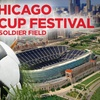 Chicago World Cup - Central Chicago: $20 for a General-Admission Ticket to Chicago World Cup Festival on Sunday, July 11, and an Official T-Shirt ($35 Total Value)