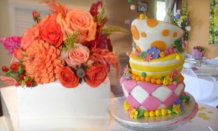 Cakes by Favienne - Near North Side: $30 for $65 Toward a Custom-Made Cake and Delivery at Cakes by Favienne